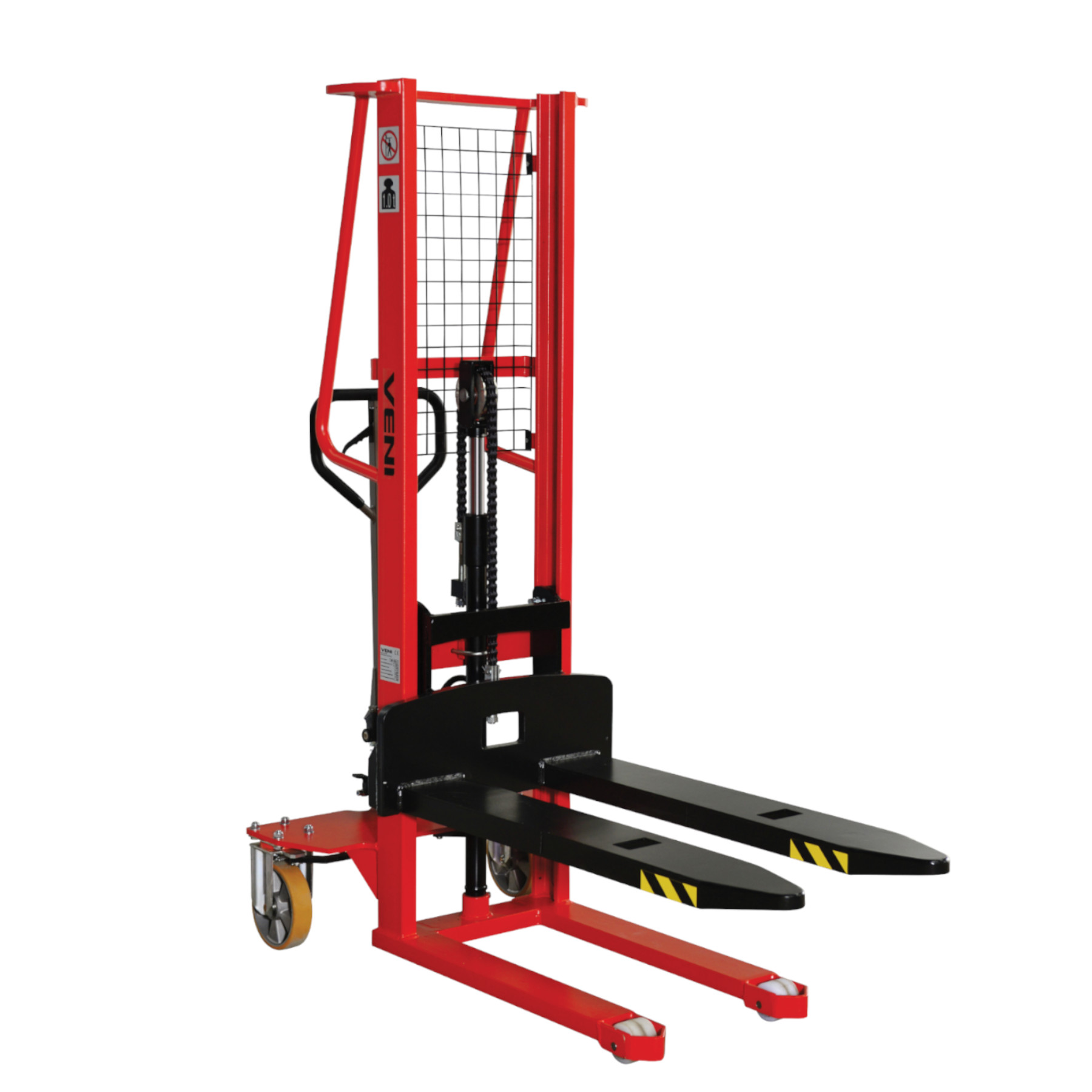 Hand-Towed Pallet Stacker KBX