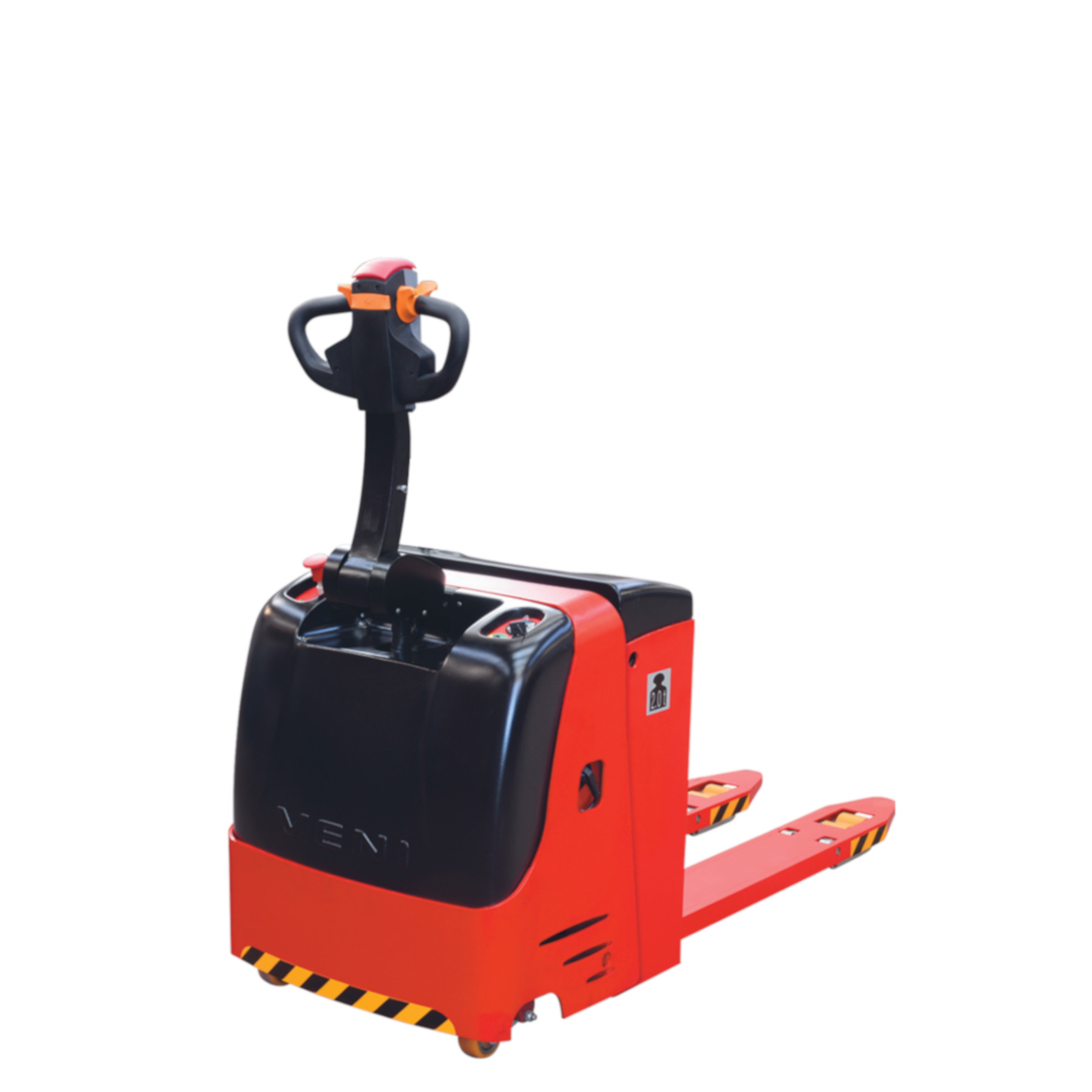 Electric Pallet Truck for middle and heavy duty applications KH.LS