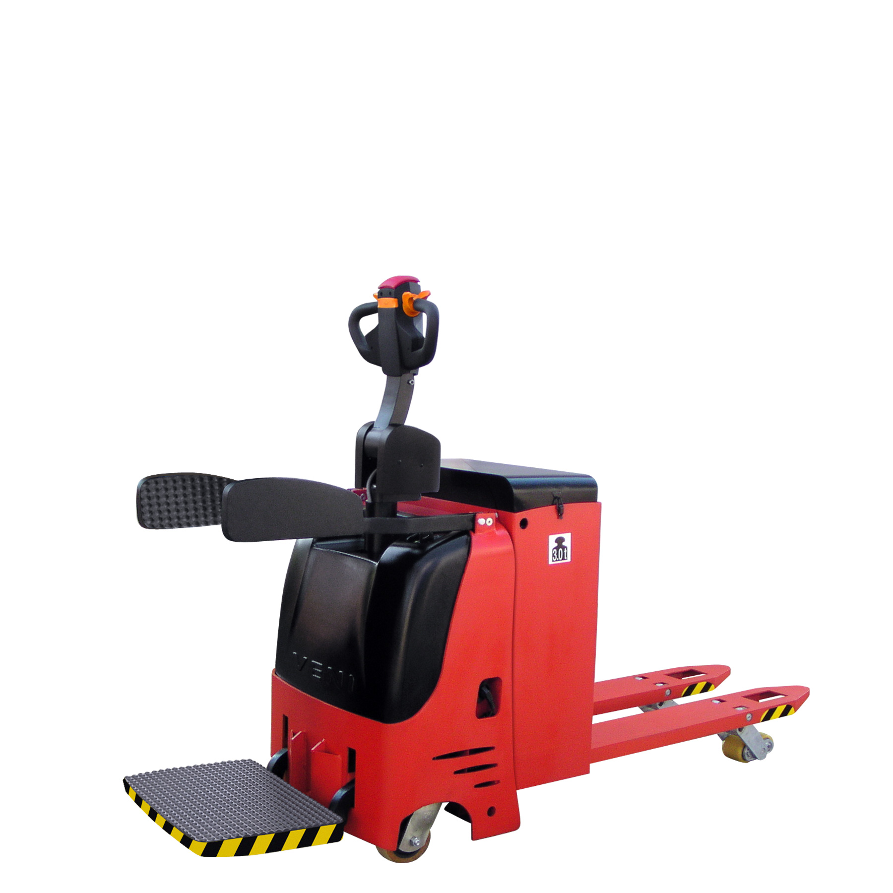 Electric Pallet Truck with a travel speed of 9 km / h KH.HS