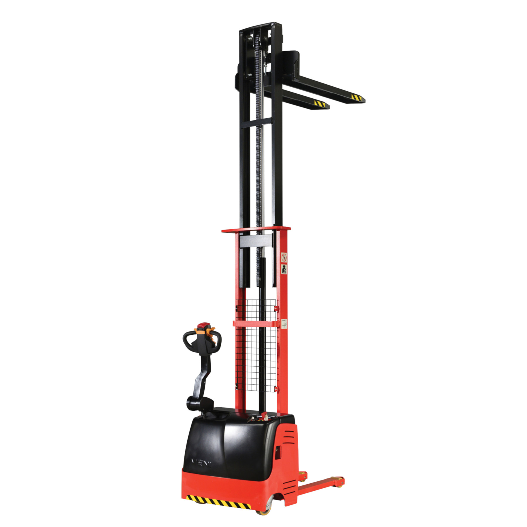 Electric Pallet Stacker for light and middle duty applications KM.AC