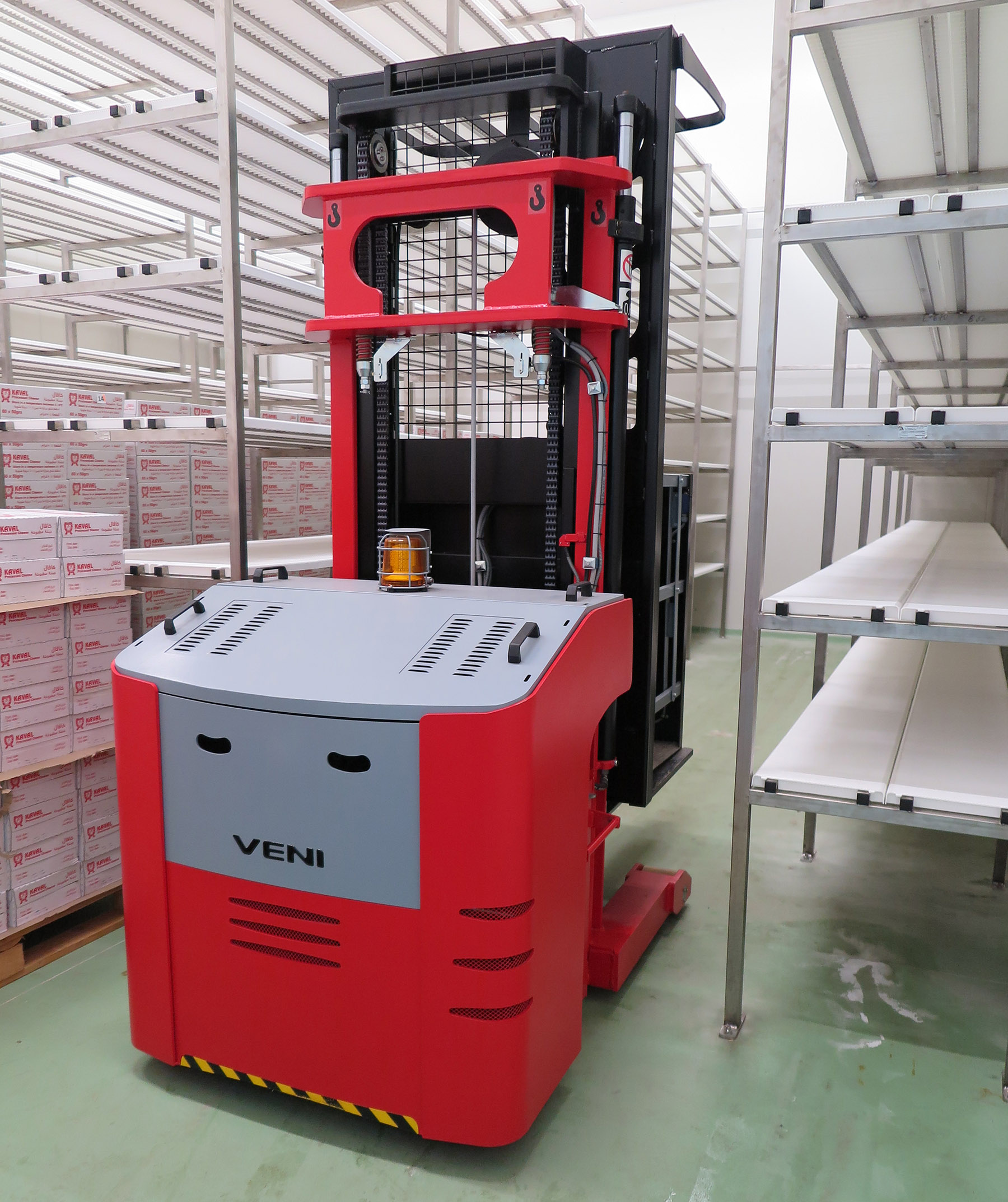 Vertical Order Picker KM.OR