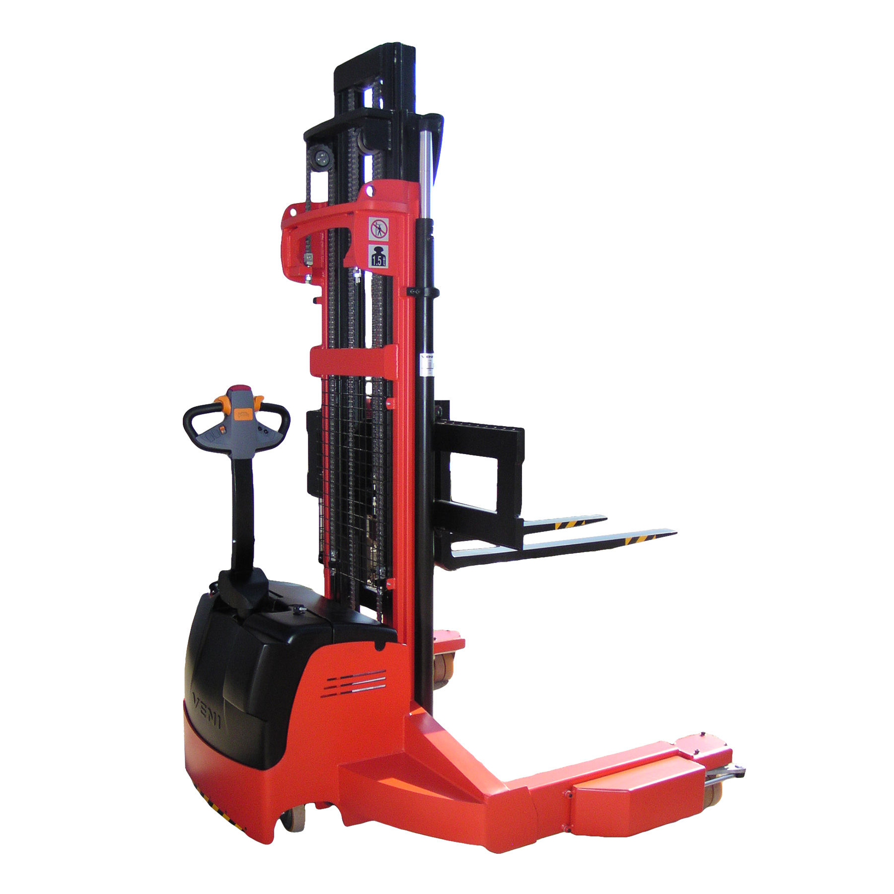 Electric Pallet Four-way Stacker KMSac.4W