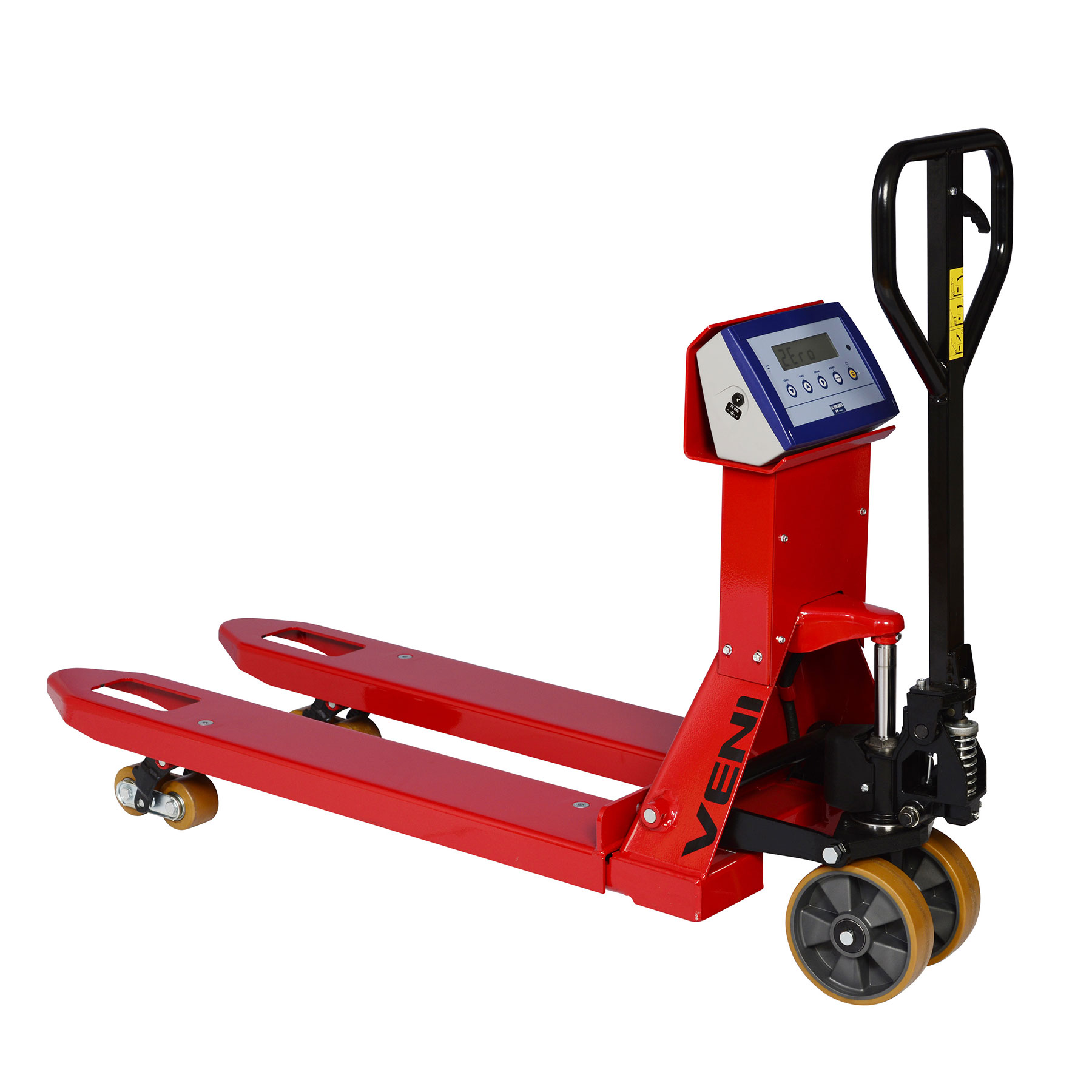 VI HPT Hand Pallet Truck with Scale and with Scale & Printer